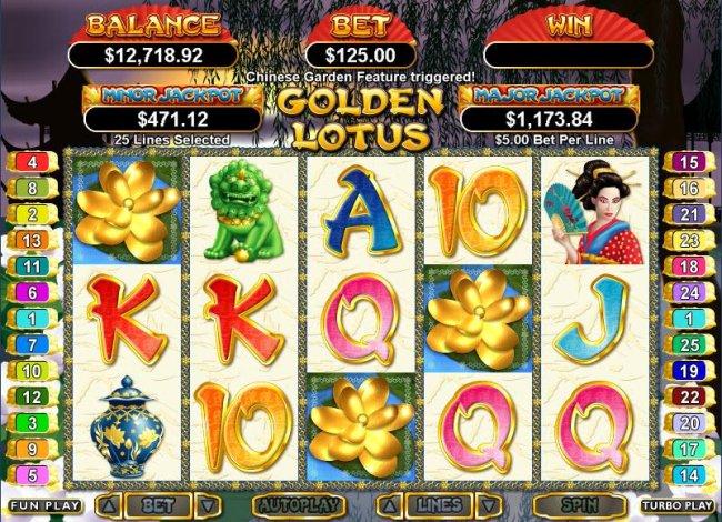 Free Slots 247 image of Golden Lotus