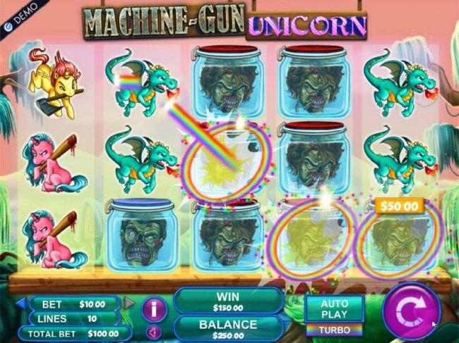 Images of Machine Gun Unicorn