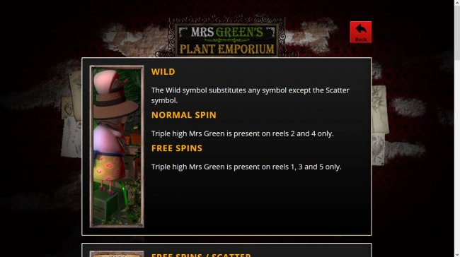 Mrs. Green's Plant Emporium screenshot