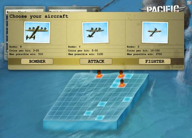 Free Slots 247 image of Pacific Attack