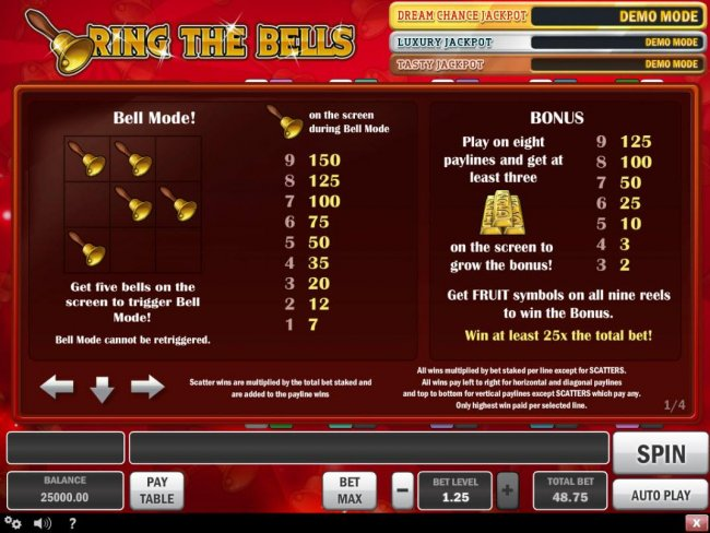 Ring the Bells by Free Slots 247