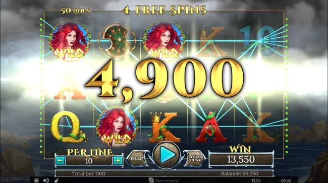 Siren's Treasure screenshot