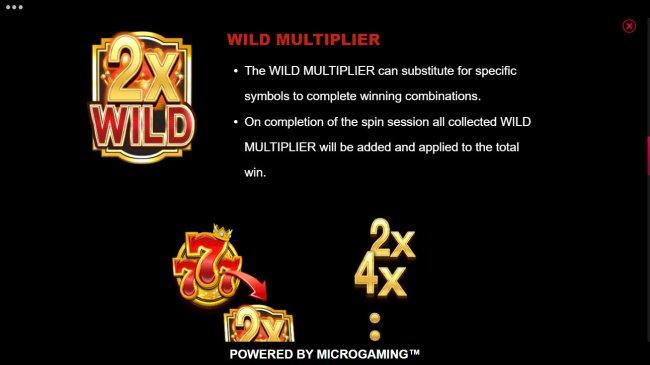 Free Slots 247 - Wild Multiplier