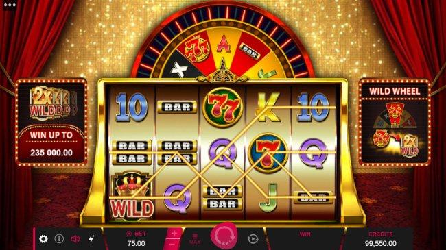 Free Slots 247 image of 777 Royal Wheel