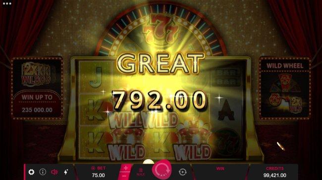777 Royal Wheel by Free Slots 247