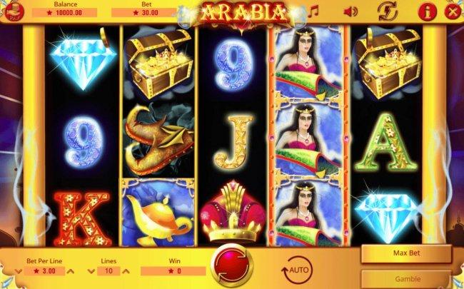 Arabia by Free Slots 247