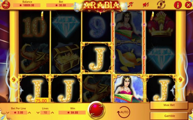 Free Slots 247 image of Arabia