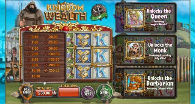 Kingdom of Wealth screenshot