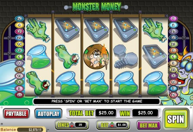 Monster Money by Free Slots 247