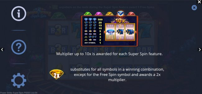 Power Strike Super Spins by Free Slots 247