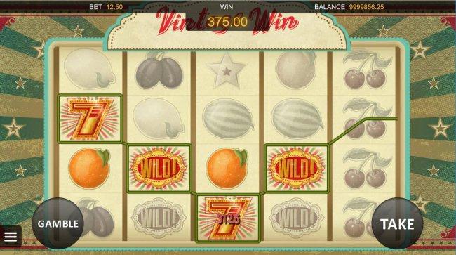 Vintage Win by Free Slots 247