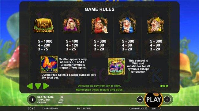 Dwarven Gold Deluxe screenshot