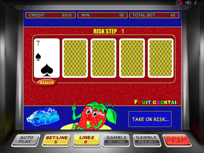 Free Slots 247 image of Fruit Cocktail