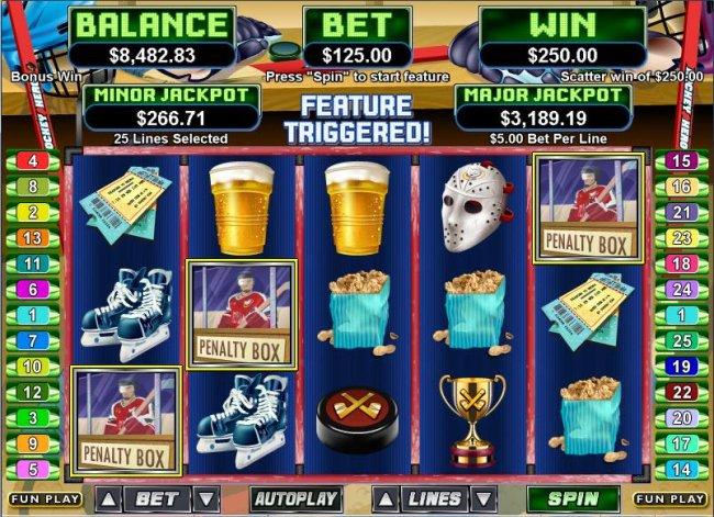 Hockey Hero screenshot