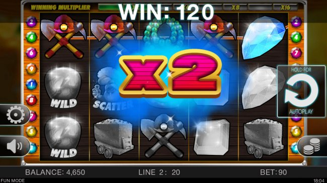 Lucky Miners by Free Slots 247