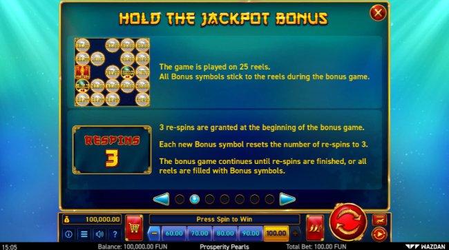Prosperity Pearls by Free Slots 247