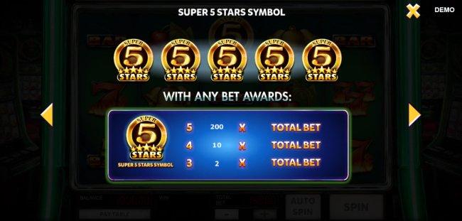 Super 10 Stars screenshot