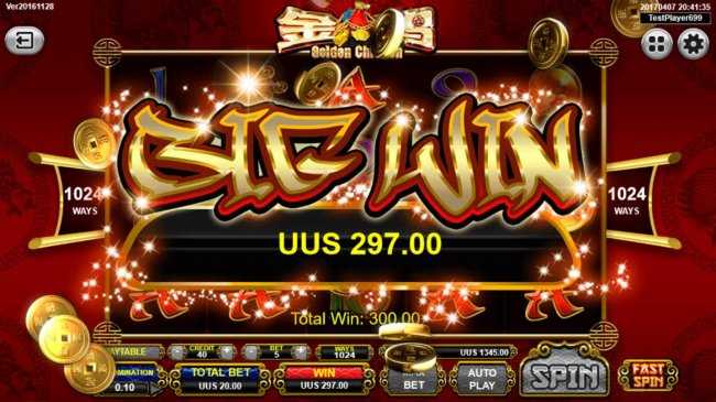 A 300.00 Big Win! by Free Slots 247