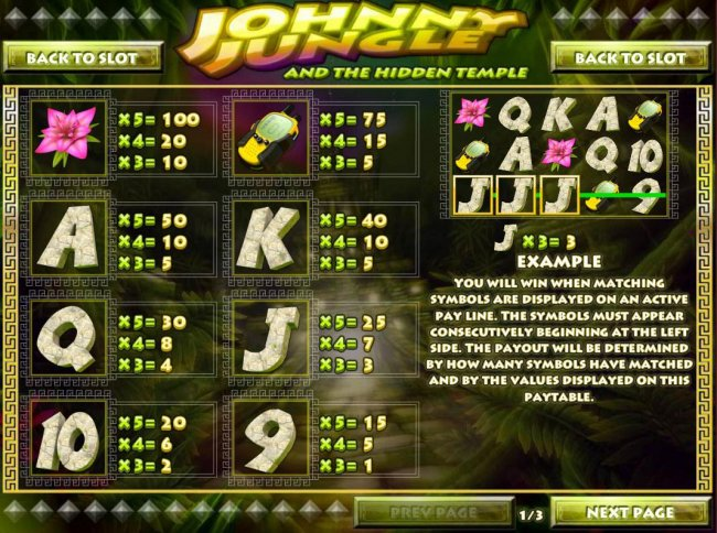 Johnny Jungle by Free Slots 247