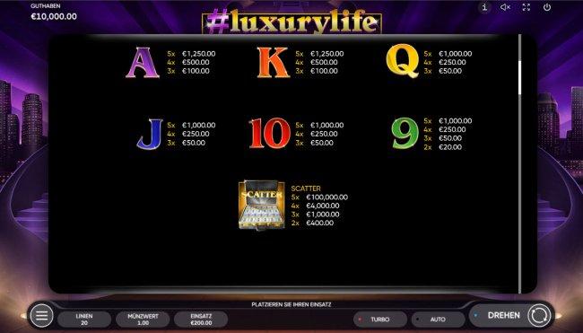 #luxurylife by Free Slots 247