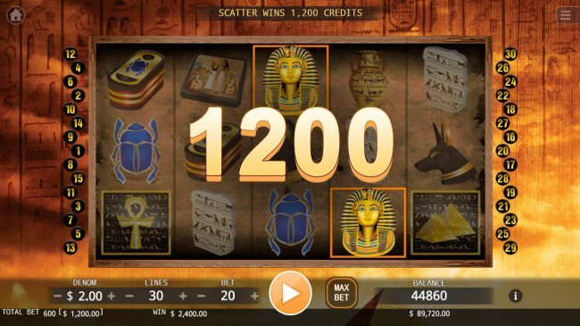 Free Slots 247 image of Mysterious Pyramid
