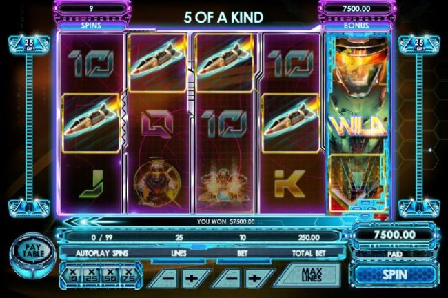 Free Slots 247 image of Time Voyagers