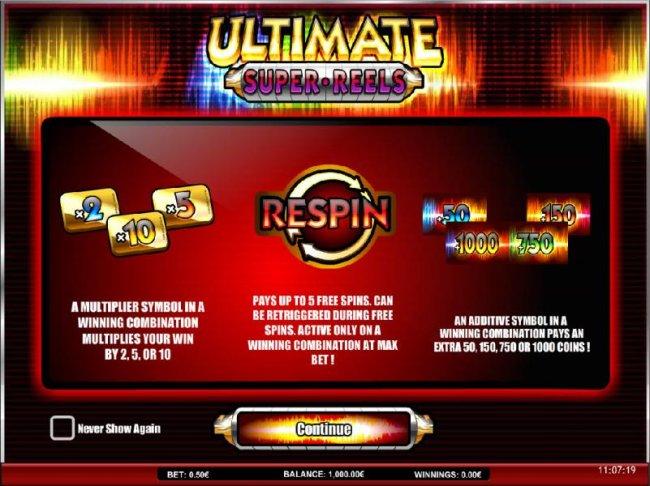 Free Slots 247 image of Ultimate Super Reels
