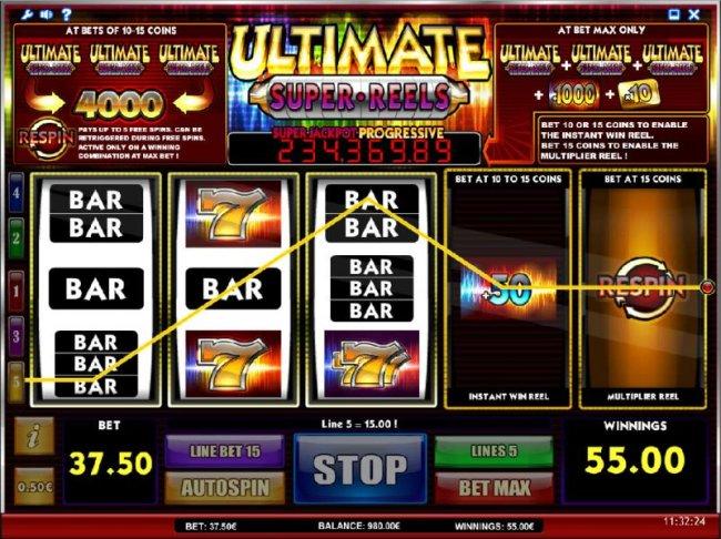 Ultimate Super Reels screenshot