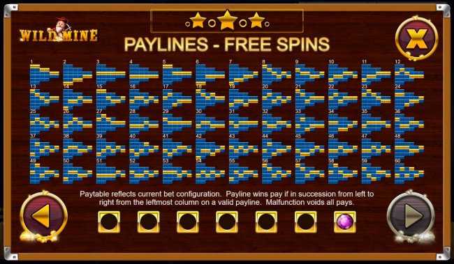 Free Slots 247 - Paylines 1-60 - Free Spins