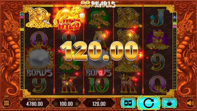 Free Slots 247 image of 88 Pearls