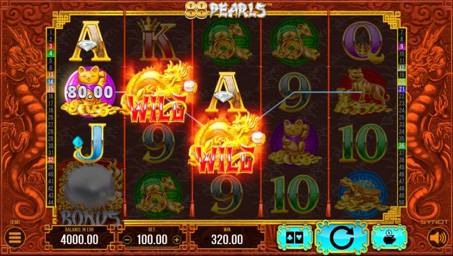 88 Pearls by Free Slots 247