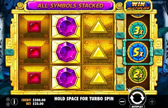 Free Slots 247 image of Aztec Gems