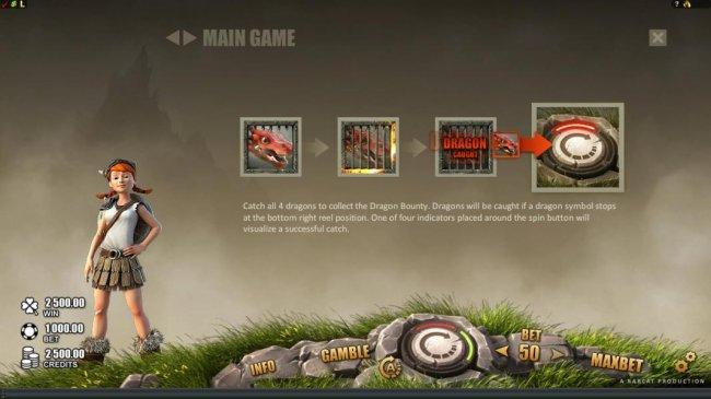 Dragon's Myth screenshot