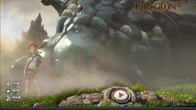 Free Slots 247 image of Dragon's Myth