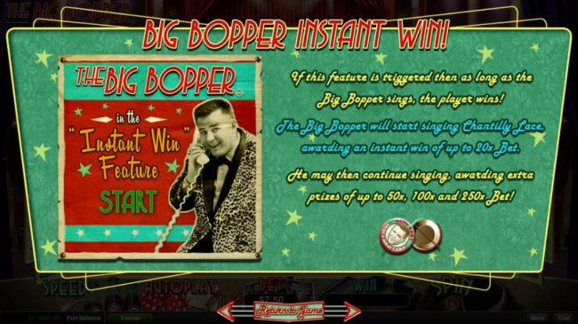 The Big Bopper by Free Slots 247