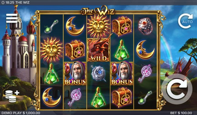 The Wiz by Free Slots 247