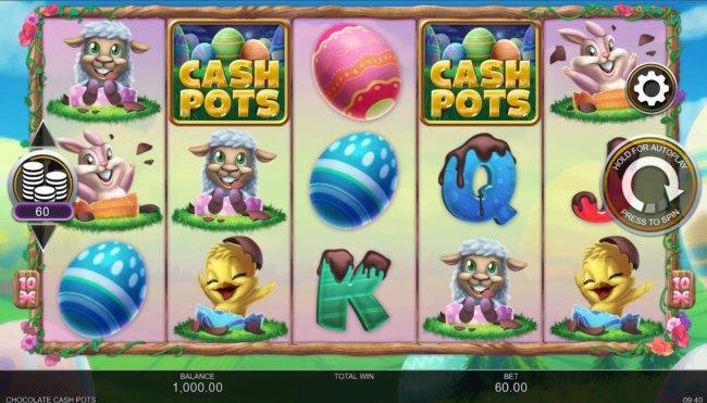 Free Slots 247 image of Chocolate Cash Pots