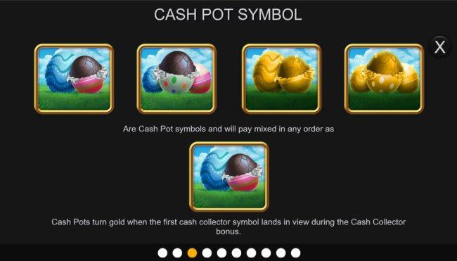 Free Slots 247 - Cash Pot Symbol