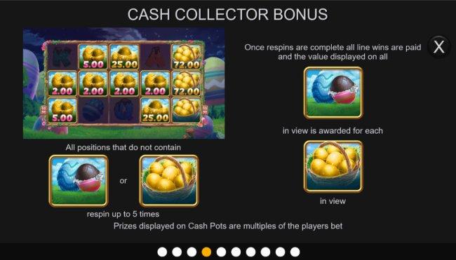 Chocolate Cash Pots screenshot