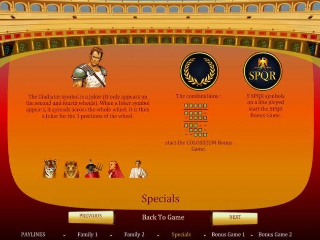 Free Slots 247 image of Gladiator