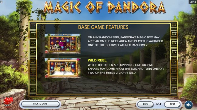 Magic of Pandora by Free Slots 247