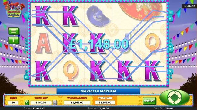 Mariachi Mayhem by Free Slots 247