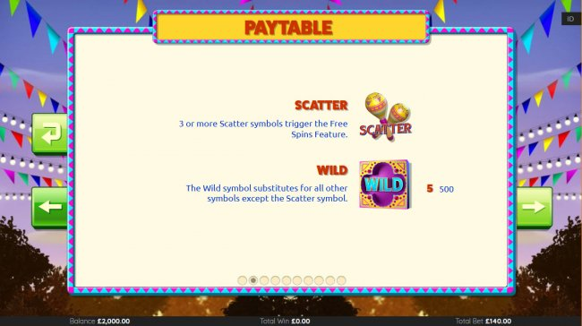 Wild and Scatter Rules - Free Slots 247
