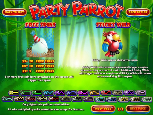Images of Party Parrot