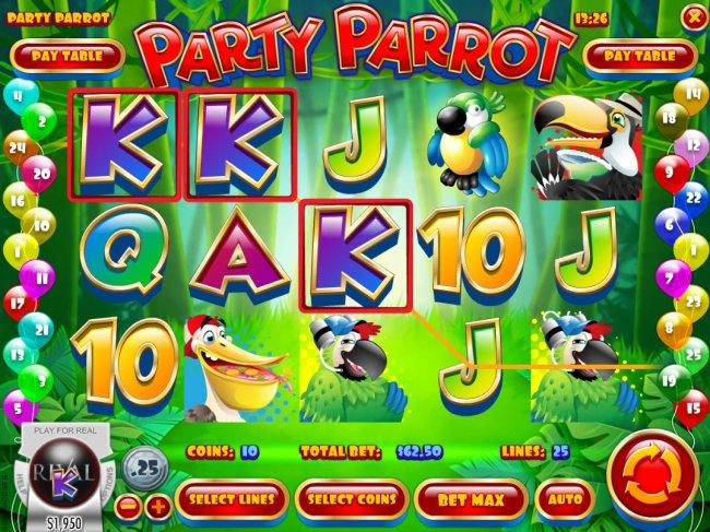 Party Parrot screenshot