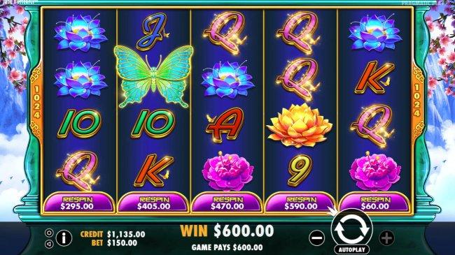 Jade Butterfly screenshot