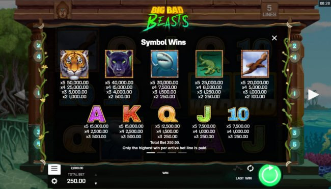 Big Bad Beast screenshot