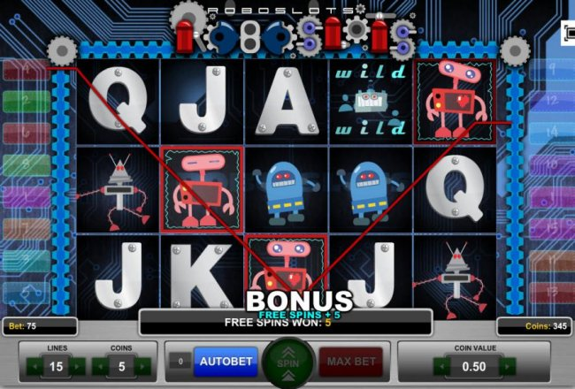 Free Spins Bonus Round Triggered - Free Slots 247