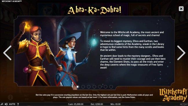 Witchcraft Academy screenshot