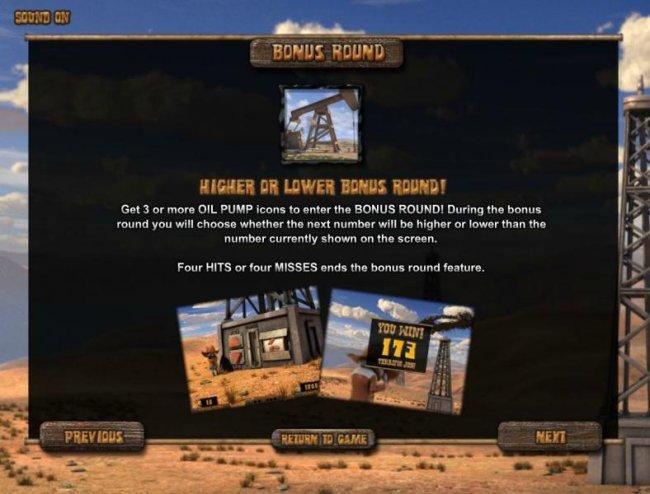 Black Gold screenshot